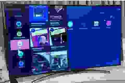 Samsung chuyển sang sản xuất Smart TV nền tảng Tizen từ 2015