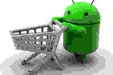 Hơn 1 tỷ smartphone chạy Android được bán ra trong năm 2014