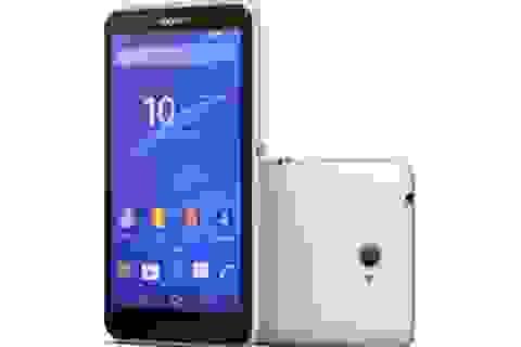Sony trình làng smartphone có phong cách thiết kế mới lạ