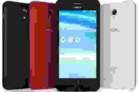 Asus trình làng smartphone ZenFone mới với giá chưa đến 100 USD