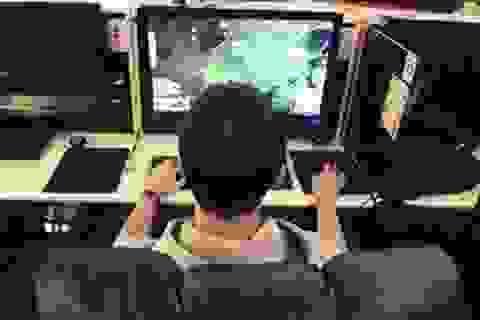 """Giới trẻ Trung Quốc và """"cơn nghiện"""" Internet"""