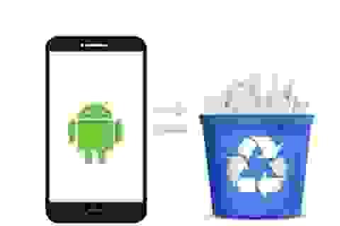 """Mang chức năng """"thùng rác"""" quen thuộc của Windows lên Android"""