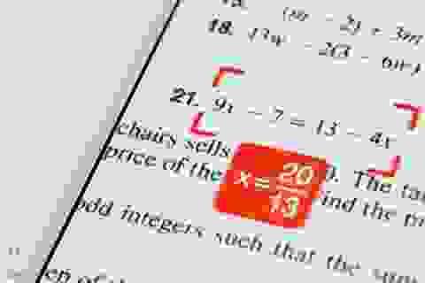 Ứng dụng hỗ trợ học toán cực hay dành cho phụ huynh và học sinh