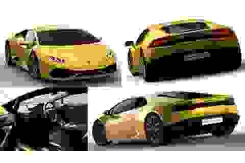 """Bộ sưu tập hình nền """"cuồng phong"""" Lamborghini Huracán"""