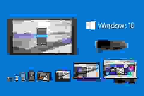 Microsoft muốn mang Windows 10 lên một tỷ thiết bị trong 2 đến 3 năm