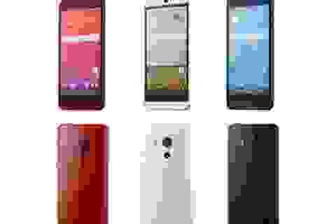 HTC trình làng smartphone mạnh mẽ nhất từ trước đến nay