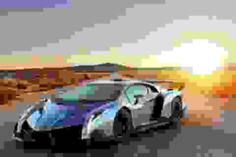 """Bộ sưu tập hình nền """"siêu xe đặc biệt"""" Lamborghini Veneno"""