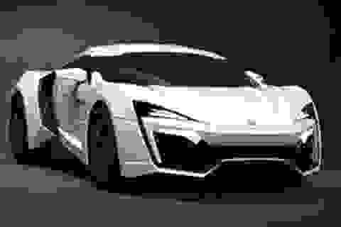 """Bộ sưu tập hình nền """"siêu xe Ả-rập"""" Lykan HyperSport"""