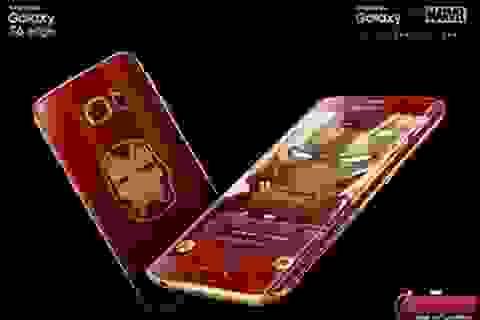 Samsung ra mắt Galaxy S6 edge phiên bản Iron Man