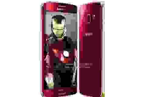 """Samsung sắp ra mắt bộ đôi Galaxy S6/S6 edge phiên bản """"Iron Man"""""""