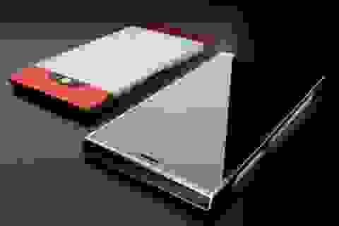 """Smartphone """"siêu bảo mật"""" với lớp vỏ cứng hơn thép và titan"""