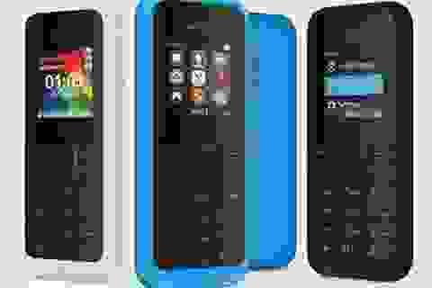 """Microsoft ra mắt điện thoại Nokia """"cục gạch"""" giá chỉ 20 USD"""