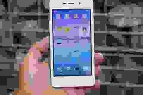 Dân trí tặng bạn đọc 2 smartphone Oppo Joy 3
