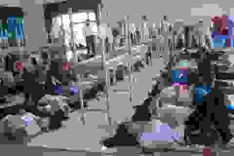 Ngộ độc thực phẩm 146 công nhân nhập viện