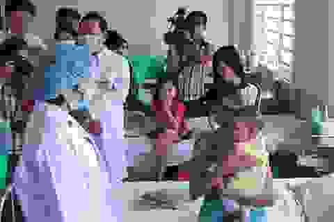 TPHCM: Đạt chỉ tiêu tiêm vét nhưng dịch sởi chưa giảm