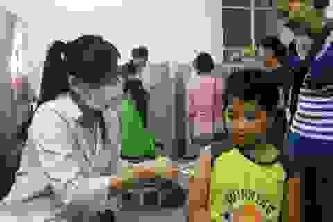 TPHCM: Trẻ 3 - 6 tuổi sẽ được tiêm miễn phí vắc-xin sởi