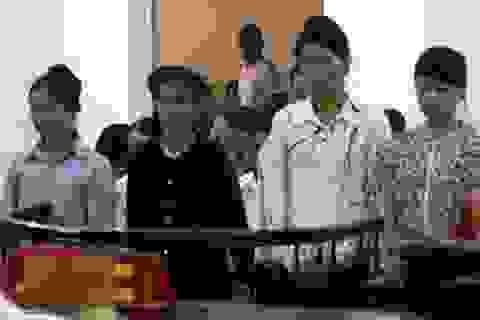 Con trai, con dâu kháng cáo tăng án tù mẹ già 81 tuổi