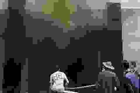 Hà Nội: Khởi tố vụ cháy làm chết 6 người tại Zone 9