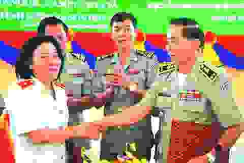 Nữ tướng đầu tiên của lực lượng Công an nhân dân Việt Nam