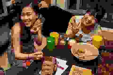 Buổi tiệc tối chào đón sinh viên quốc tế của Đại học kỹ thuật Sydney (UTS)