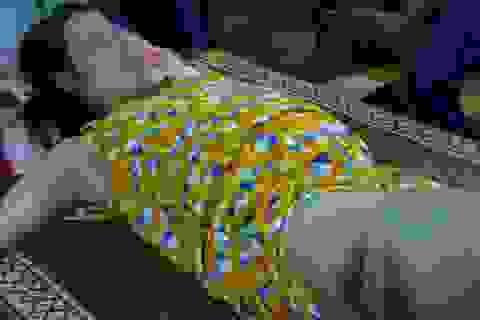 Chồng đánh nhập viện vì đi khám thai không trình báo
