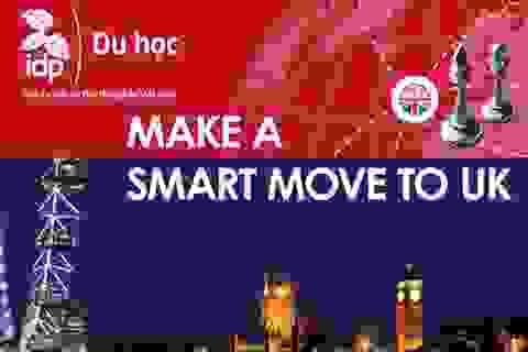 Hãy đến học tập tại Vương quốc Anh cùng IDP