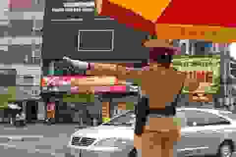 """Những """"bóng hồng"""" làm cảnh sát chia sẻ vui buồn ngày 8/3"""