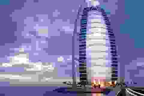 Khám phá sự xa hoa bên trong khách sạn 7 sao duy nhất trên thế giới
