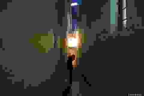 Những hẻm phố hẹp nhất Trái đất