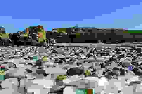 """Khám phá vẻ đẹp những bãi biển """"không bờ cát"""""""