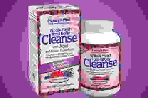 Total Body Cleanse – Thanh lọc cơ thể từ Tế bào