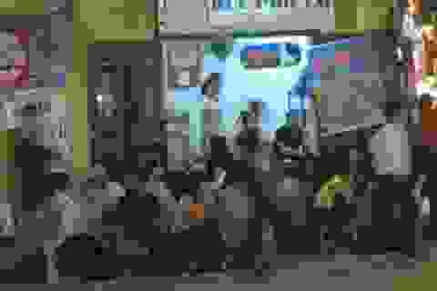 Đề nghị kiểm tra các điểm kinh doanh bia hơi trên phố cổ Hà Nội