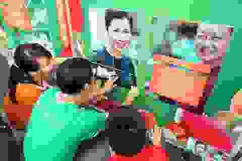 Rộn rã vui chơi, tìm hiểu cùng Ngày hội Nutrilite tại Hà Nội