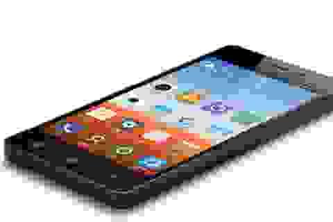 Ra mắt điện thoại nguyên khối Gionee Elife E6