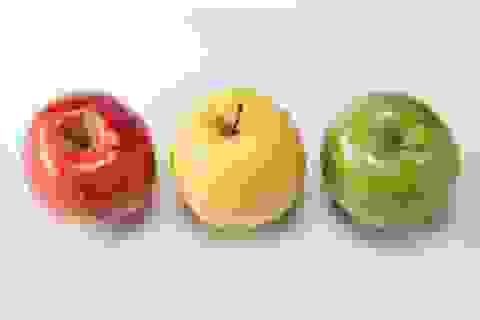 Ba trái táo mỗi ngày, giảm nguy cơ đau tim