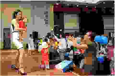 Phạm Quỳnh Anh xúc động khi nghĩ về con