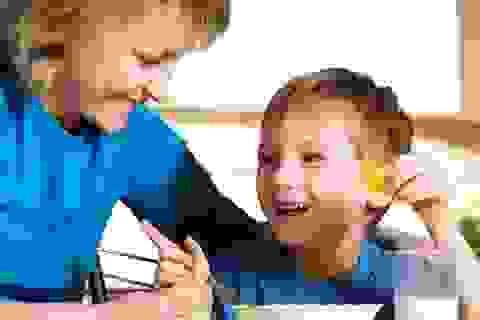 Tuyệt chiêu chăm sóc sức khỏe bé trong dịp tết