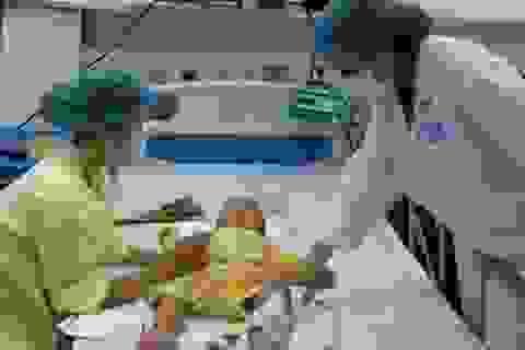 Phải cứu bệnh nhân sởi nặng bằng mọi giá
