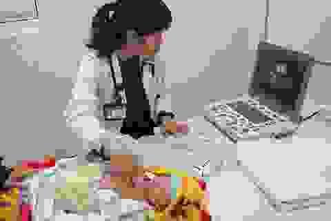 Viêm phổi, viêm phế quản: Coi chừng tim bẩm sinh!