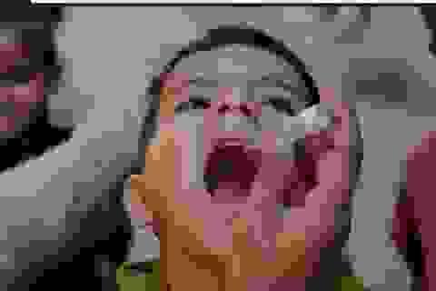 WHO báo động về bệnh bại liệt