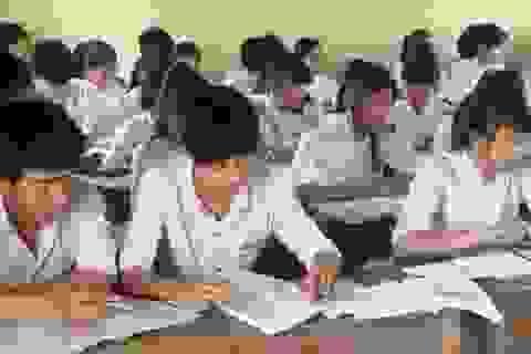 Học sinh đồng bằng né môn Sử, miền núi ngại môn Anh
