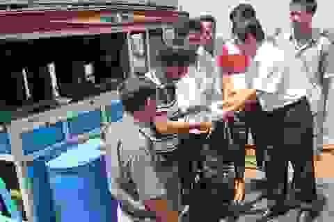 Sự hiện diện của ngư dân là khẳng định chủ quyền Việt Nam trên biển