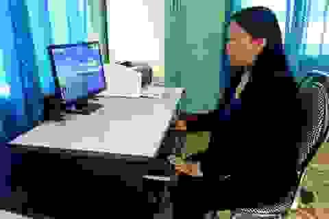 Cô giáo 19 năm gắn bó với giáo dục vùng biên