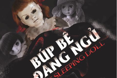 """""""Búp bê đang ngủ"""" - tiểu thuyết trinh thám ăn khách thế giới"""