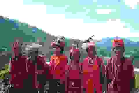 Trang phục truyền thống và giấc mơ hạnh phúc của người Philippines
