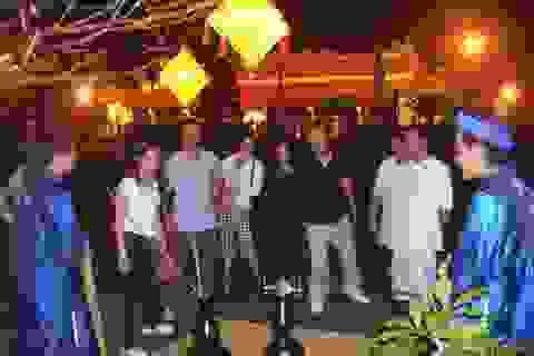 Công bố 3 tuần lễ vàng kích cầu du lịch tại khu di sản Huế năm 2013