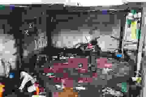 Một thợ hàn tử vong sau vụ nổ lớn phát ra từ nhà