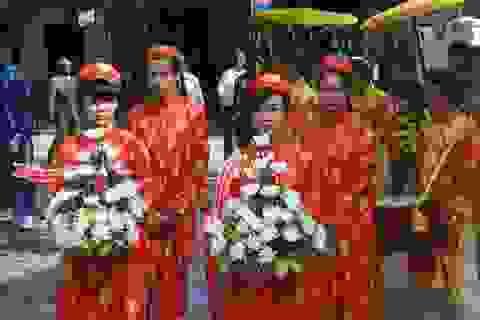 Lễ kỷ niệm 113 ngày sinh vua Duy Tân