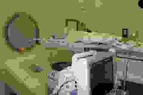 Lần đầu tiên áp dụng xạ trị u não có gây mê ở trẻ 4 tuổi