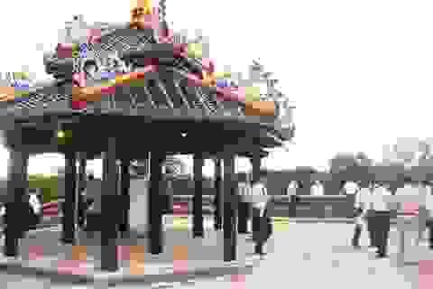 Trùng tu thành công Đài thiên văn cổ duy nhất còn lại ở Việt Nam